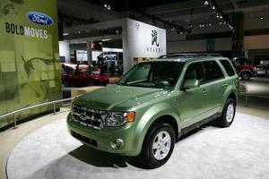 Topp 10 SUV fordon